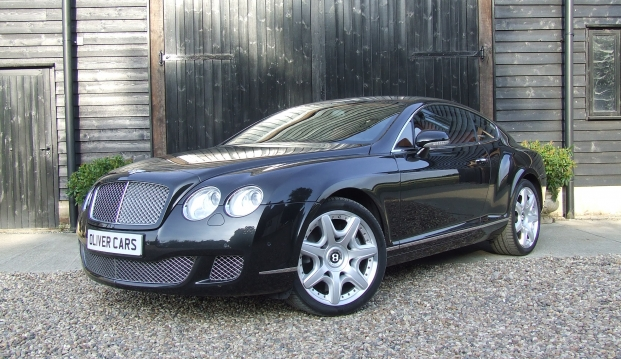 Bentley Continental GT 6.0 W12 Mulliner