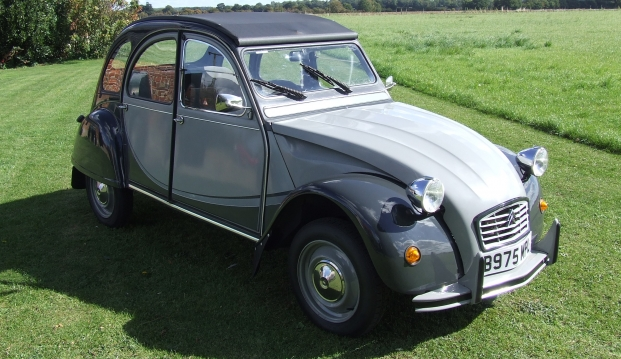 Citreon 2CV6 Charleston