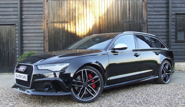 Audi RS6 Avant 4.0 TFSI 560ps Tiptronic