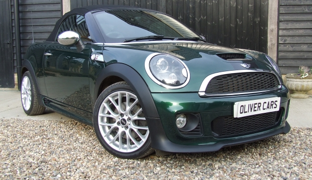 Mini Cooper S Roadster R59 Chili