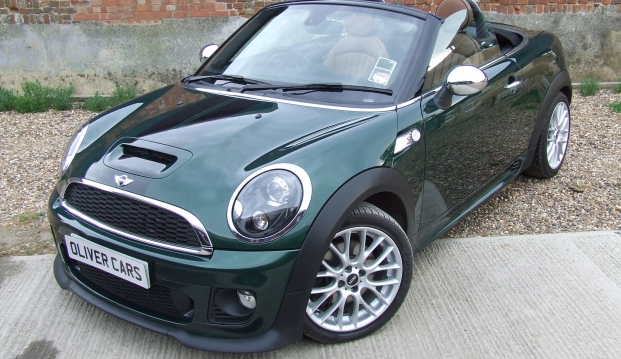Mini Cooper S Roadster R59 Chili Oliver Cars Ltd
