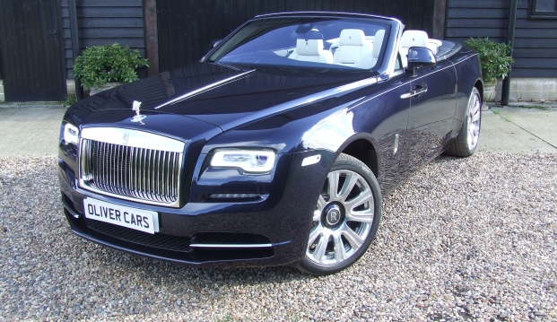 Rolls Royce Dawn V12