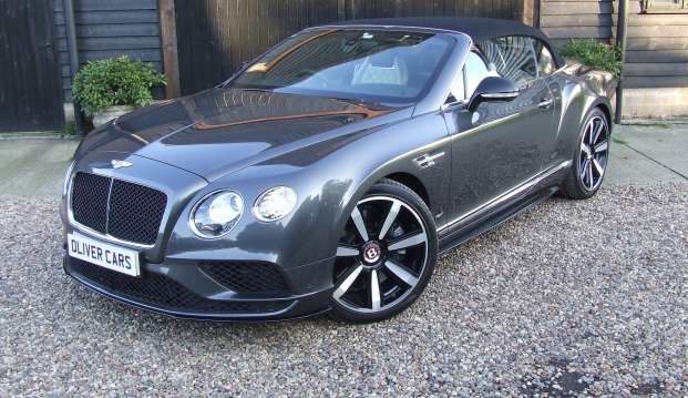 Bentley Continental GT V8S Convertible