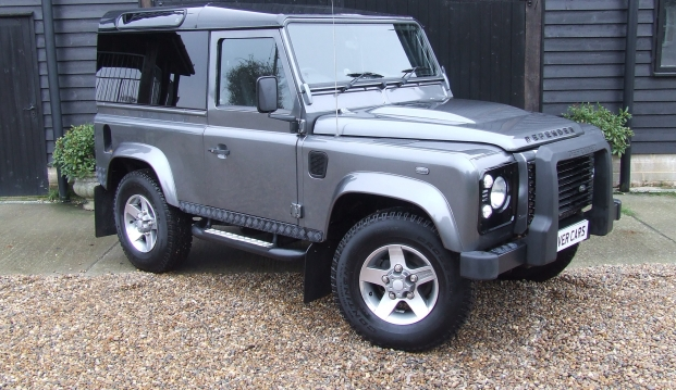 Land Rover Defender 90 XS Hard Top: 1