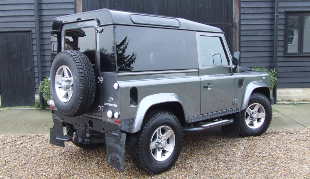Land Rover Defender 90 XS Hard Top: 3