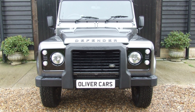 Land Rover Defender 90 XS Hard Top: 5