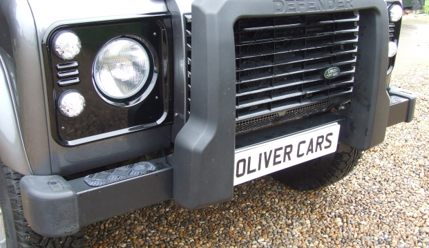 Land Rover Defender 90 XS Hard Top: 6