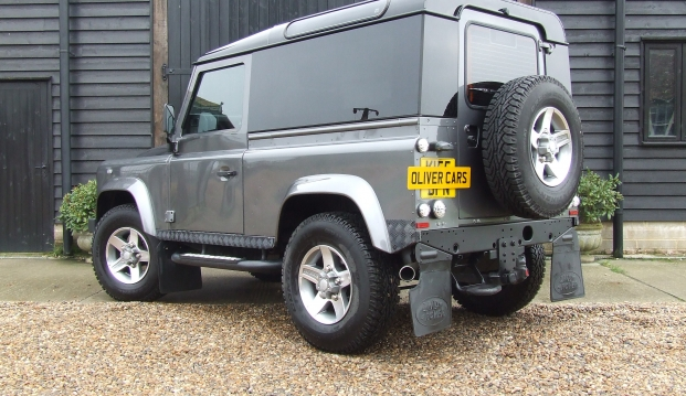 Land Rover Defender 90 XS Hard Top: 10