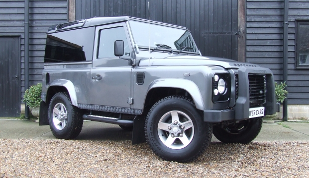 Land Rover Defender 90 XS Hard Top