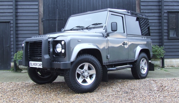 Land Rover Defender 90 XS Hard Top: 7