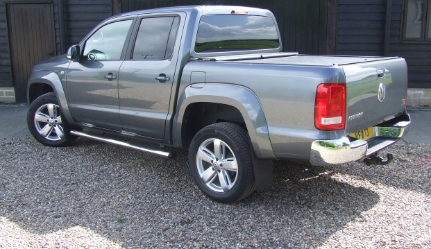 Volkswagen Amarok 2.0 BITDI Bluemotion Tech Highline 4Motion Pick Up: 5