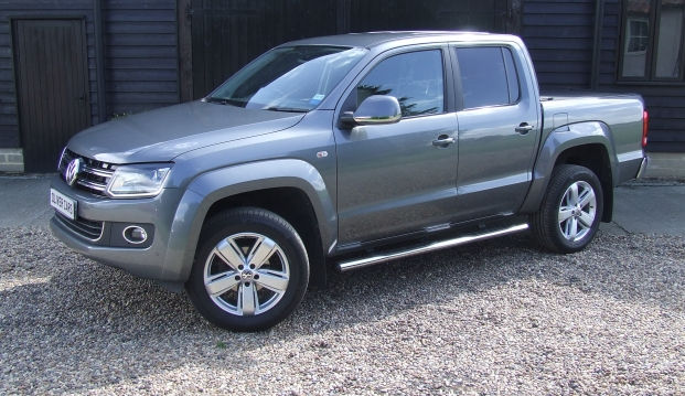 Volkswagen Amarok 2.0 BITDI Bluemotion Tech Highline 4Motion Pick Up: 6