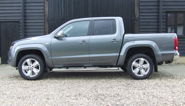 Volkswagen Amarok 2.0 BITDI Bluemotion Tech Highline 4Motion Pick Up: 7