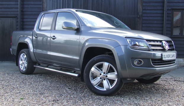 Volkswagen Amarok 2.0 BITDI Bluemotion Tech Highline 4Motion Pick Up: 9