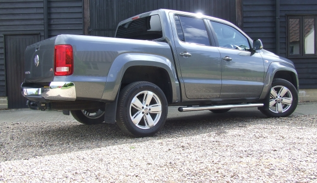 Volkswagen Amarok 2.0 BITDI Bluemotion Tech Highline 4Motion Pick Up: 10