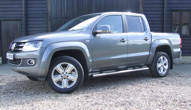 Volkswagen Amarok 2.0 BITDI Bluemotion Tech Highline 4Motion Pick Up: 11