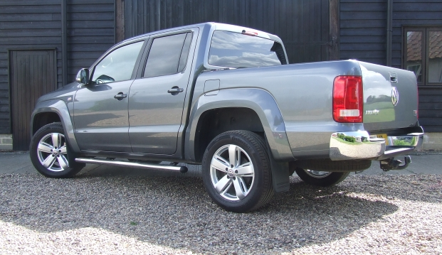 Volkswagen Amarok 2.0 BITDI Bluemotion Tech Highline 4Motion Pick Up: 13