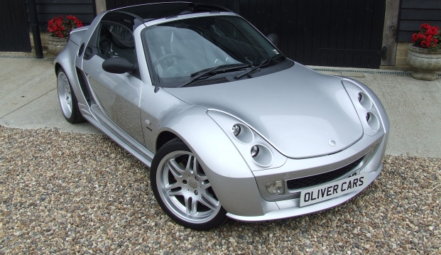 Smart Brabus Roadster Xclusive: smt10