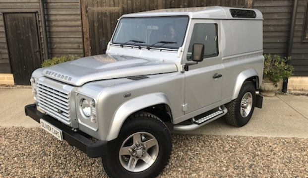 Land Rover Defender 90 XS Hard Top: 2