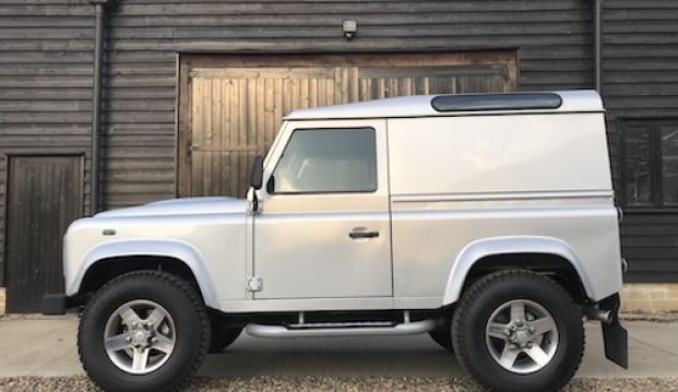 Land Rover Defender 90 XS Hard Top: 4