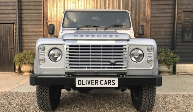 Land Rover Defender 90 XS Hard Top: 8
