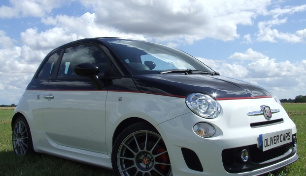 Abarth 500C T-Jet Essesse: ss5
