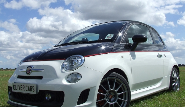 Abarth 500C T-Jet Essesse: ss6