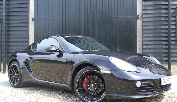 Porsche Cayman 3.4S Generation Two