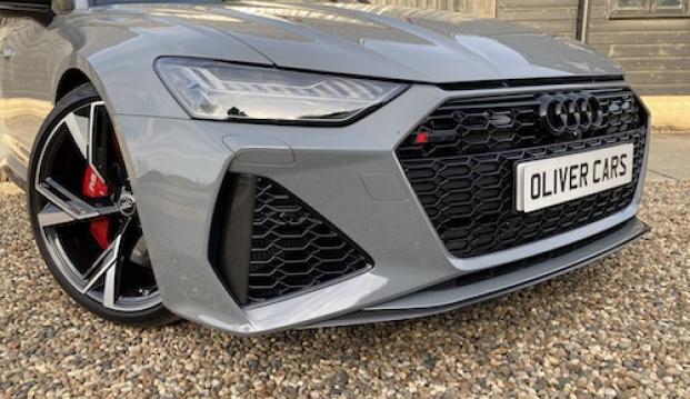 Audi RS6 Carbon Black Edition - Oliver Cars Ltd