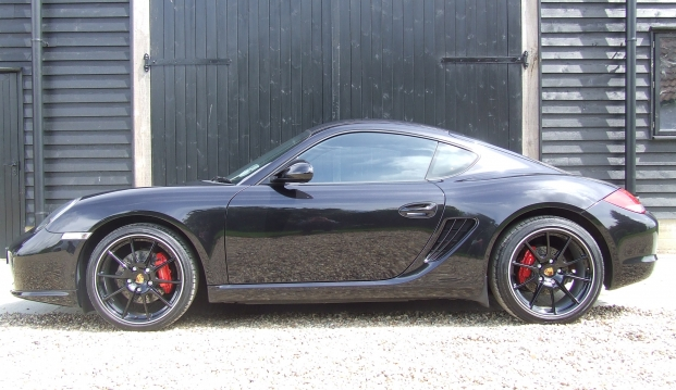 Porsche Cayman 3.4S Generation Two: cay5