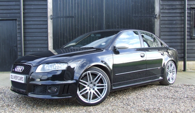 Audi RS4 B7 Saloon: rs41