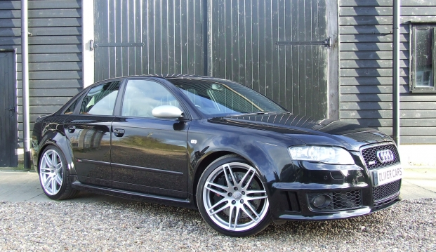 Audi RS4 B7 Saloon: rs42