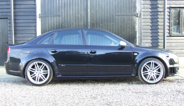 Audi RS4 B7 Saloon: rs43