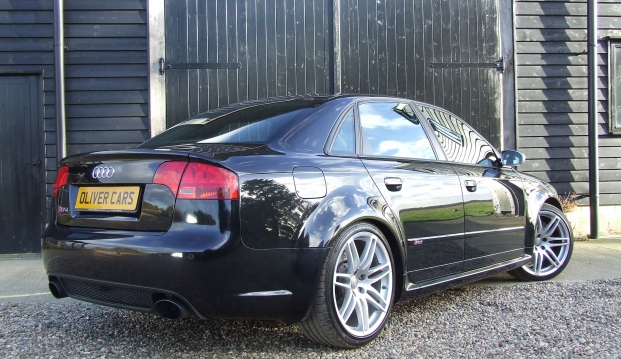 Audi RS4 B7 Saloon: rs45