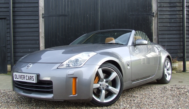 Nissan 350Z GT V6 (313) Convertible