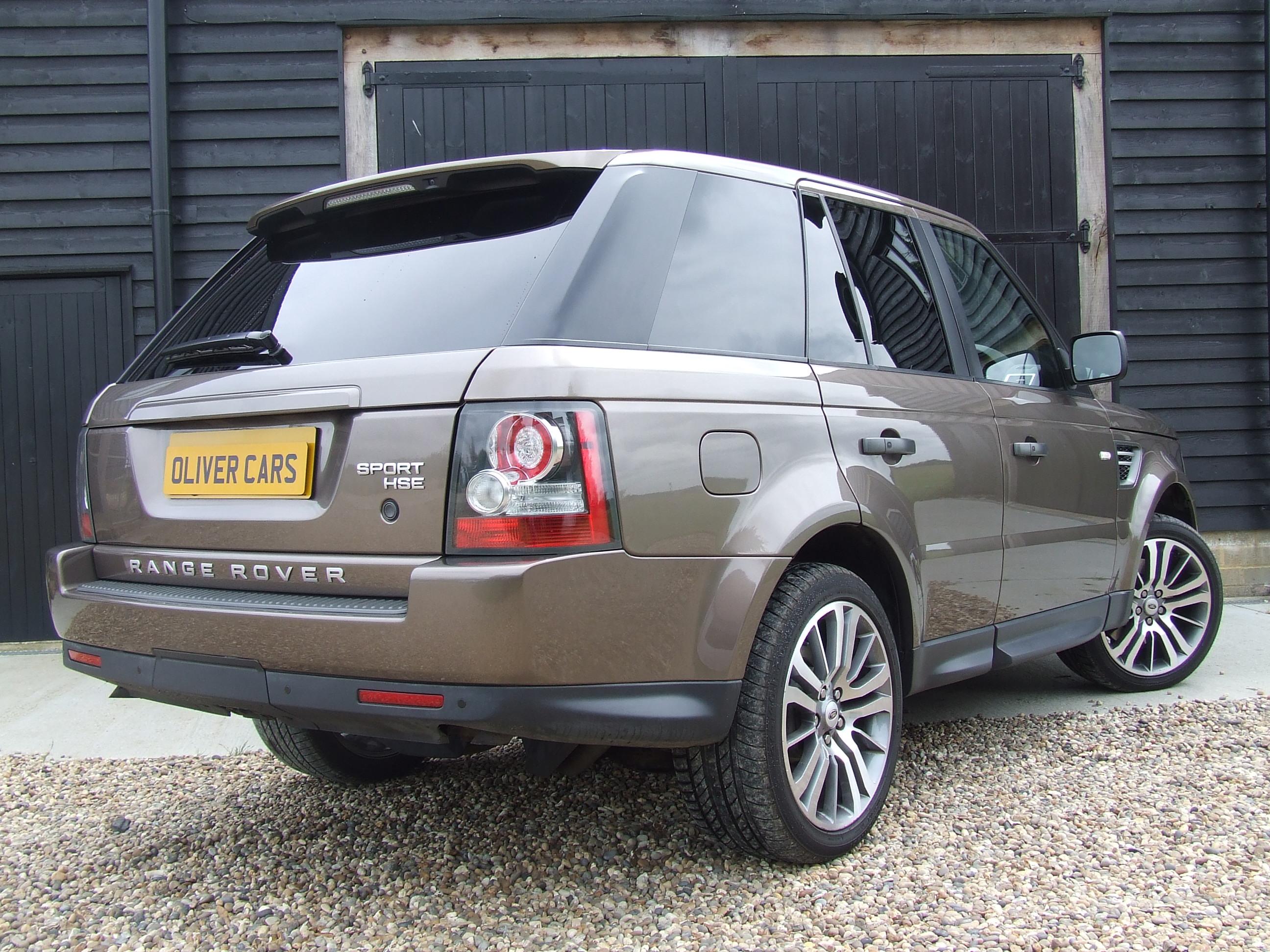 range rover sport 3 0 tdv6 hse commandshift oliver cars ltd. Black Bedroom Furniture Sets. Home Design Ideas