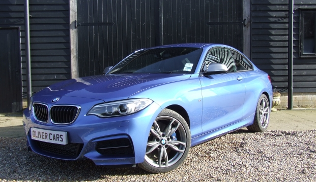 BMW M235i Coupe: m235 2