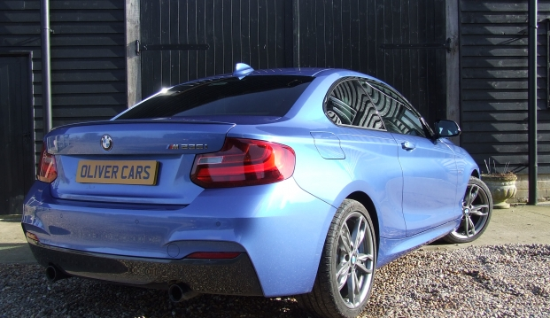 BMW M235i Coupe: 235 5