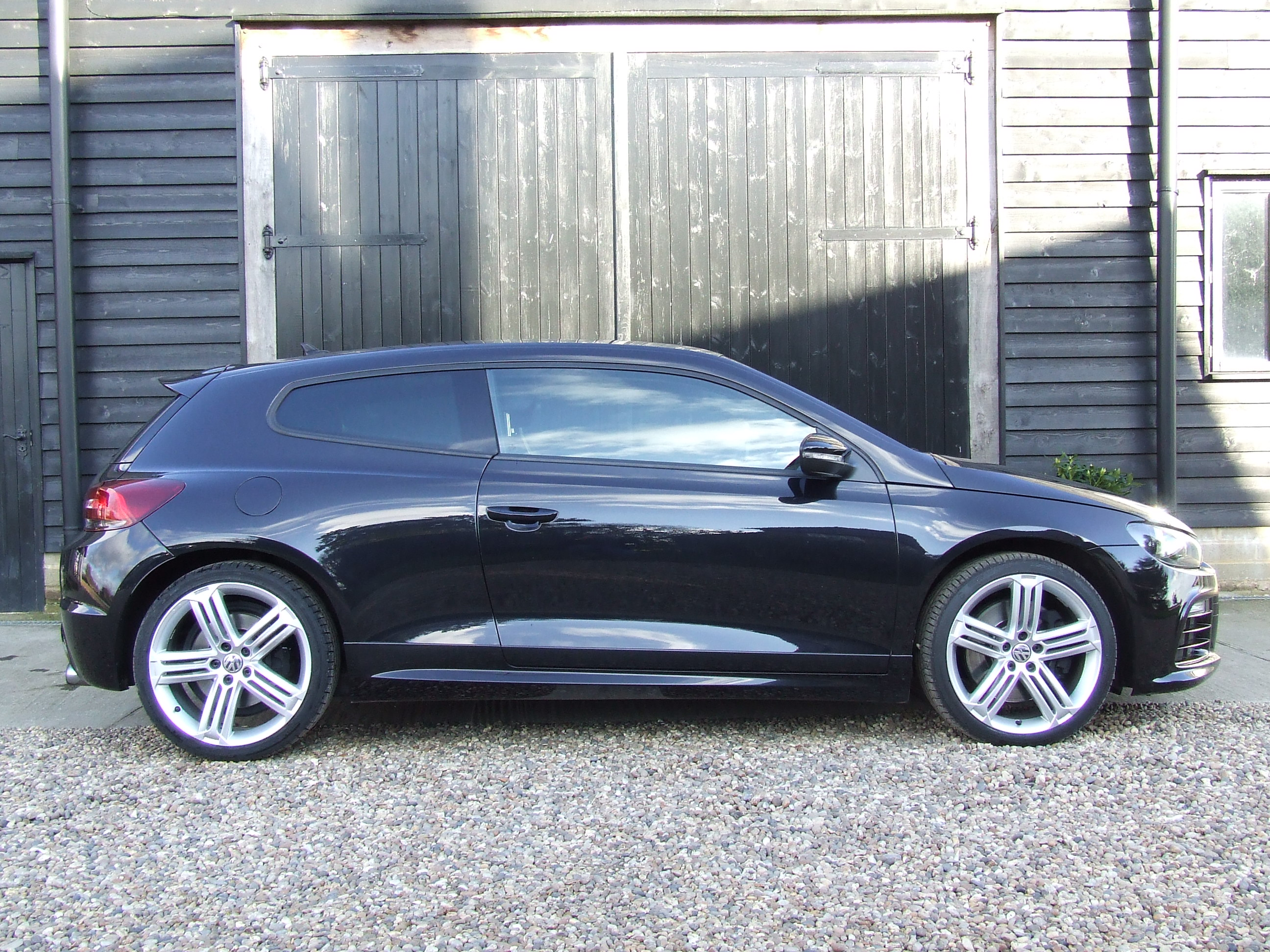 volkswagen scirocco 2 0 tsi r oliver cars ltd. Black Bedroom Furniture Sets. Home Design Ideas