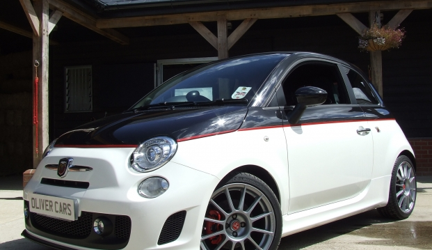 Abarth 500C T-Jet Essesse: ss1