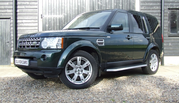 Land Rover Discovery 4 TDV6 3.0 XS: disco2