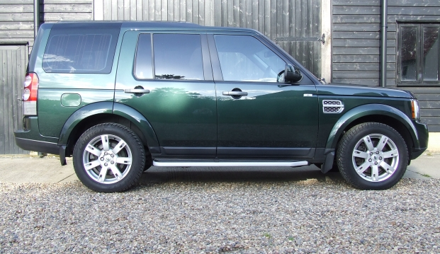Land Rover Discovery 4 TDV6 3.0 XS: disco3