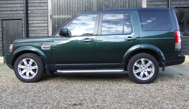 Land Rover Discovery 4 TDV6 3.0 XS: disc3