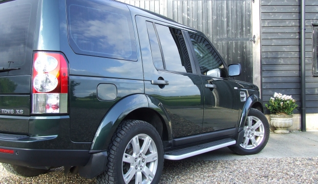 Land Rover Discovery 4 TDV6 3.0 XS: disco5