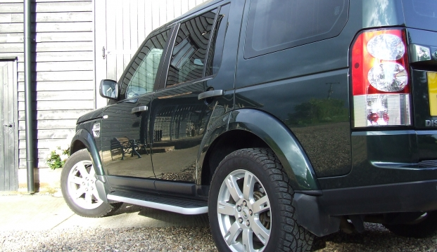 Land Rover Discovery 4 TDV6 3.0 XS: disco6