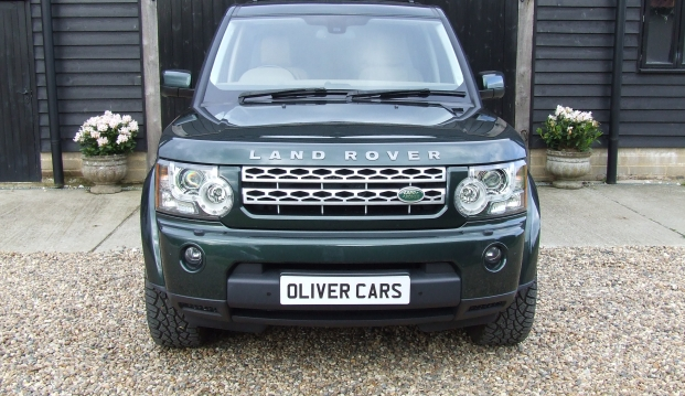 Land Rover Discovery 4 TDV6 3.0 XS: disco11