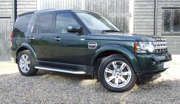 Land Rover Discovery 4 TDV6 3.0 XS: disco9