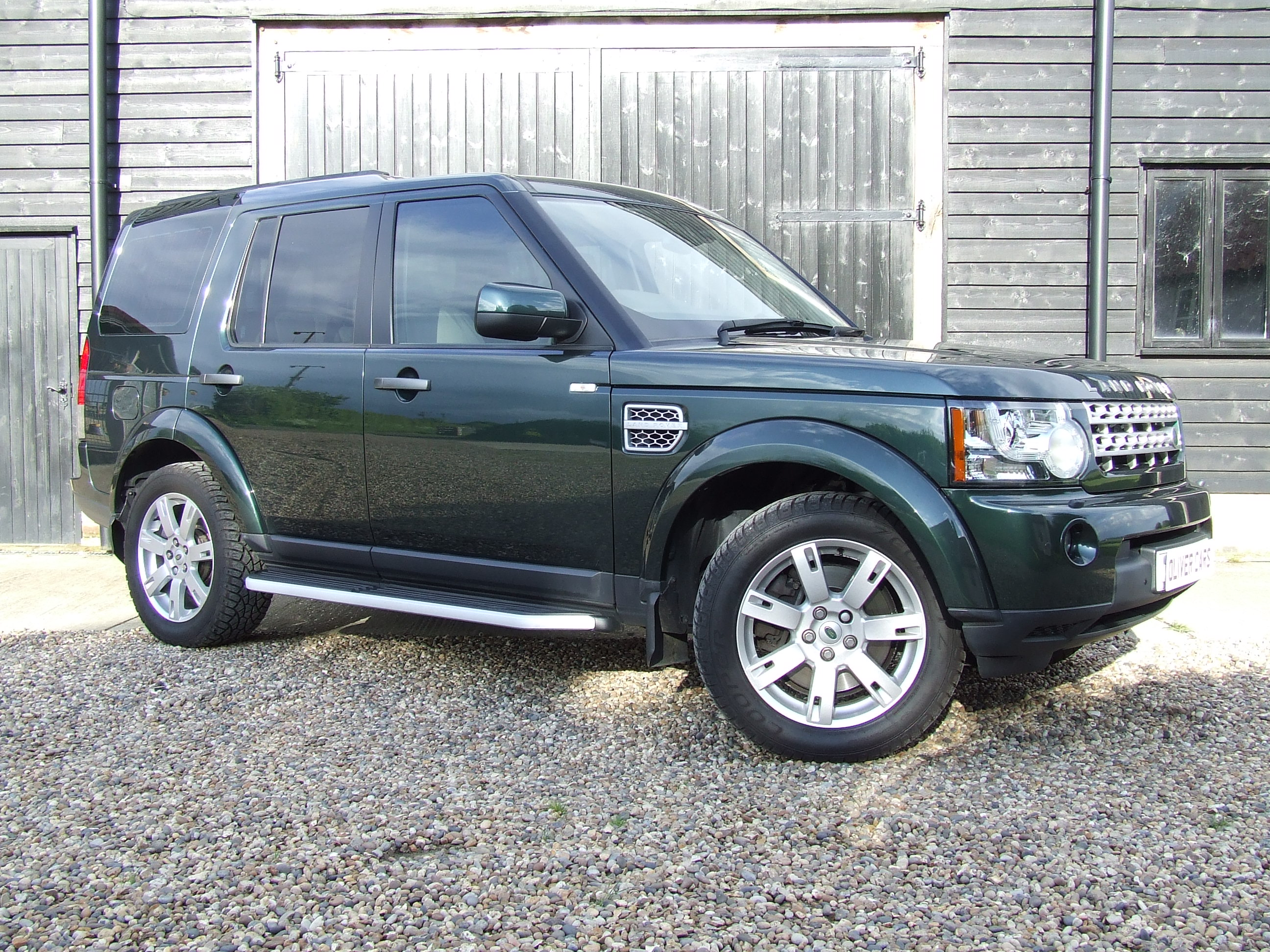Land Rover Discovery 4 Tdv6 3 0 Xs Oliver Cars Ltd