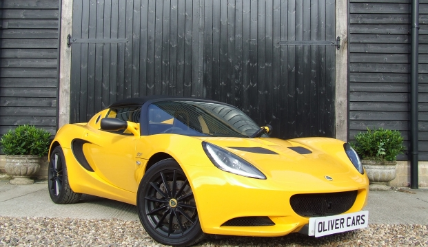 Lotus Elise Club Racer: YCR2
