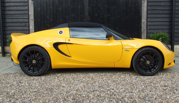 Lotus Elise Club Racer: YCR3